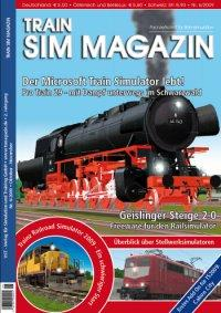 Train Sim Magazin 06/2009