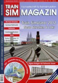 Train Sim Magazin 01/2012