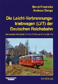 Die Leicht- Verbrennungstriebwagen(LVT) der Deutschen Reichsbahn