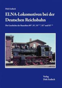 ELNA-Lokomotiven bei der Deutschen Reichsbahn