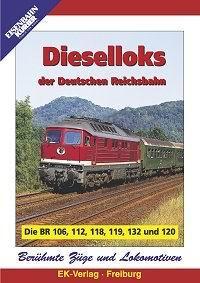 Dieselloks der Deutschen Reichsbahn, 1 DVD-Video