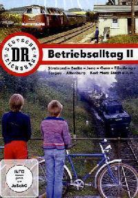Deutsche Reichsbahn - Betriebsalltag II, 1 DVD-Video