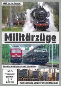Militärzüge, 1 DVD-Video