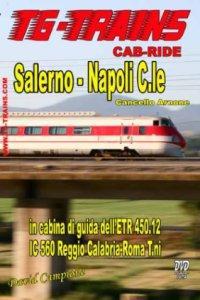 Im Führerstand. Salerno - Napoli C.le Cancello Arnone, 1 DVD-Video