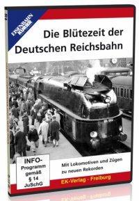 Blütezeit der deutschen Reichsbahn, 1 DVD-Video